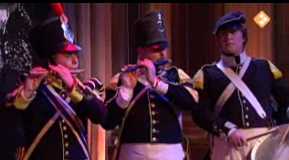 2e bataillon grenadier compagnie - Tv josephine huis van de wereld ...